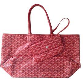Goyard-Handbags-Red