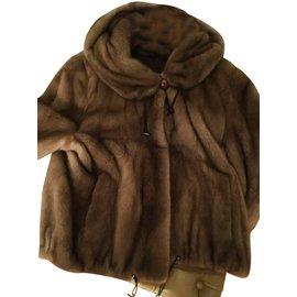 Manteau vison MAX & MOI - Autre Marque