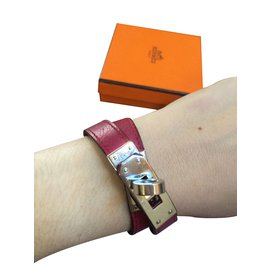 Hermès-Bracelets-Pink