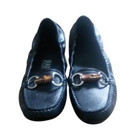 Loafers Bamboo - Gucci