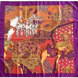 Art des Steppes (détail) - Hermès