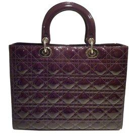 Dior-lady dior-Purple