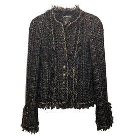 Veste tweed - Chanel