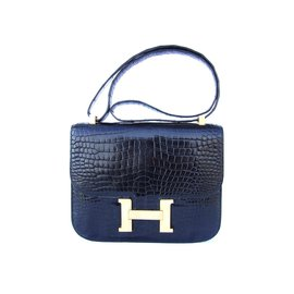 Constance crocodile - Hermès