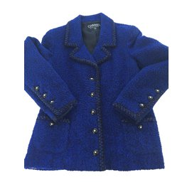 Très belle veste en Tweed - Chanel