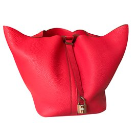 Picotin lock - Hermès