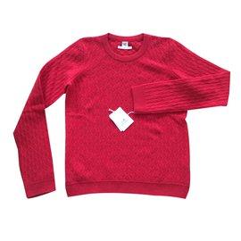 Pull col rond en cachemire - Hermès