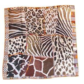 Pelages et Camouflages - Hermès