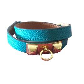 Bracelet rivale double tour - Hermès