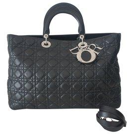 SAC LADY DIOR TGM - Dior
