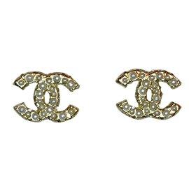 Clous d'oreilles chanel - Chanel