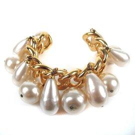 Bracelet perle rare Vintage XL - Chanel