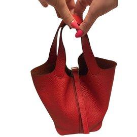 PICOTIN LOCK BAG - Hermès