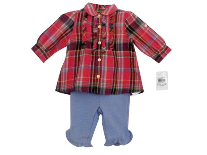 Ralph Lauren Jumpsuits Blue Cotton  ref.5602