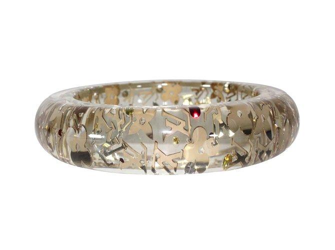 Bracelets Louis Vuitton Bracelet Inclusion Plastique Autre ref.5763