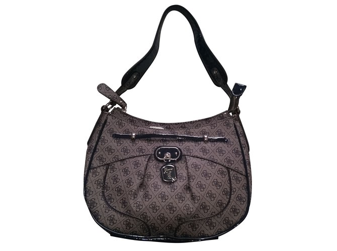 d2b03f8cae14 Guess Handbags Handbags Cloth Other ref.5791 - Joli Closet