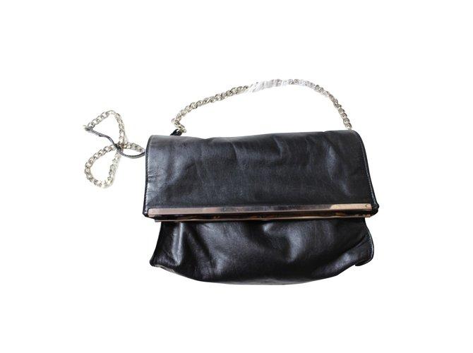 Main Zara Cuir Closet Ref Sacs 6327 Joli À Noir Kc31FJTl
