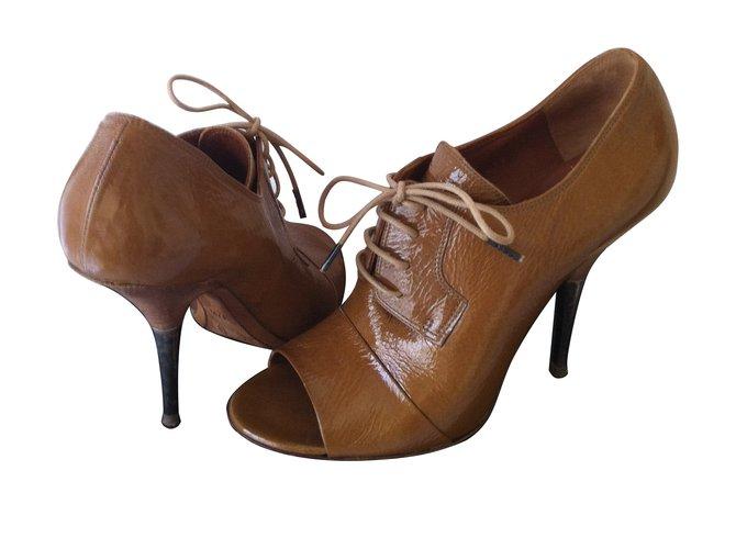 e92c162a57 Dries Van Noten Heels Heels Patent leather Other ref.6559 - Joli Closet
