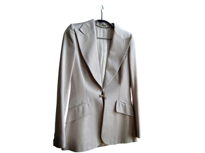 Chloé Jackets Jackets Synthetic Other ref.7069