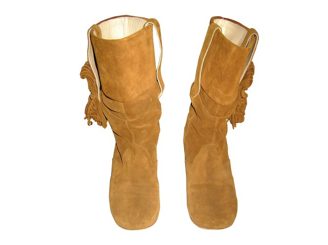 3e2ffb168d4f17 Paul   Joe Sister Ankle Boots Ankle Boots Leather Other ref.7101 ...