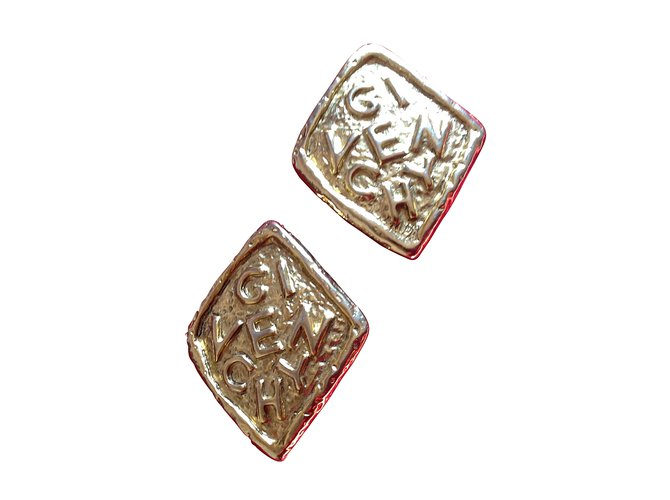 Givenchy Earrings Metal Golden Ref 9942