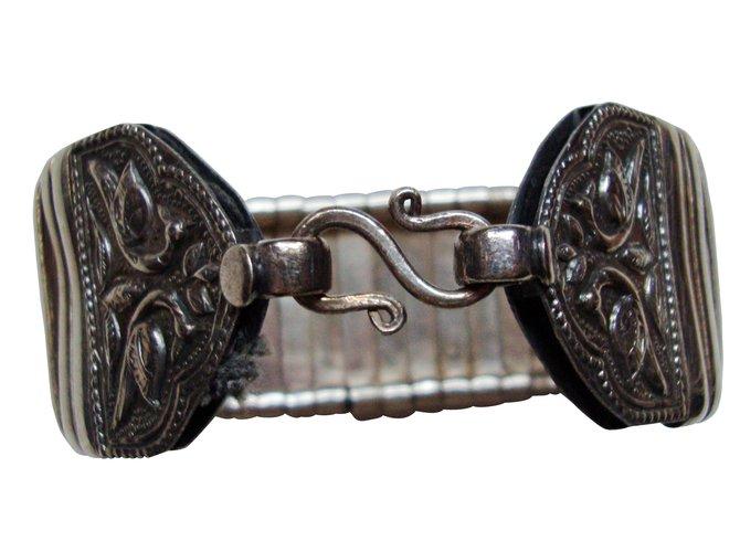Bracelets Autre Marque Bracelets Argent Argenté ref.10528