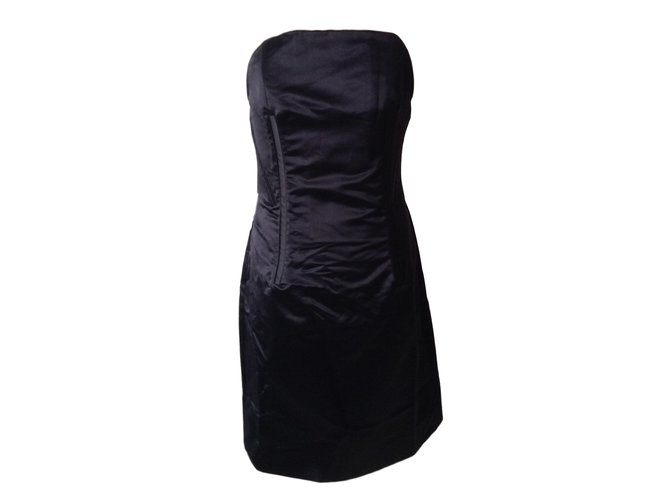 Céline Dresses Dresses Polyester Blue ref.10959