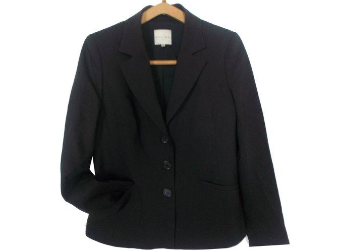 Céline Jackets Jackets Wool Brown ref.11017