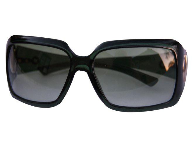 ea315fcaf9 Gucci Sunglasses Sunglasses Plastic Black ref.11467 - Joli Closet