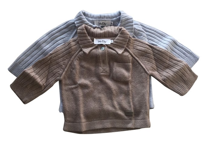 Pulls, gilets garçon Baby Dior Pulls, gilets garçon Viscose Autre ref.11882