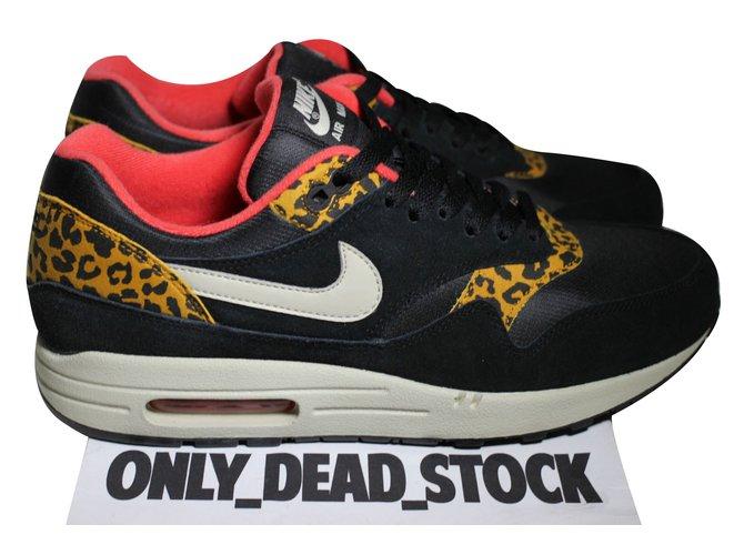 huge discount 88f9b 1dc8f Nike Sneakers Sneakers Suede Leopard print ref.14746