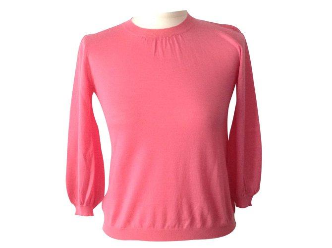 1d0517c9d4fff9 Marni Knitwear Knitwear Cashmere Pink ref.15455 - Joli Closet
