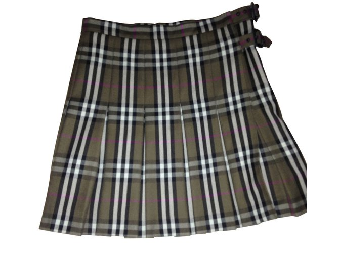Burberry Skirts Skirts Other Multiple colors ref.15964