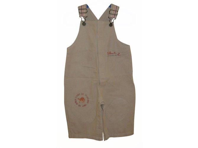 Autre Marque Outfits Outfits Cotton Sand ref.16777