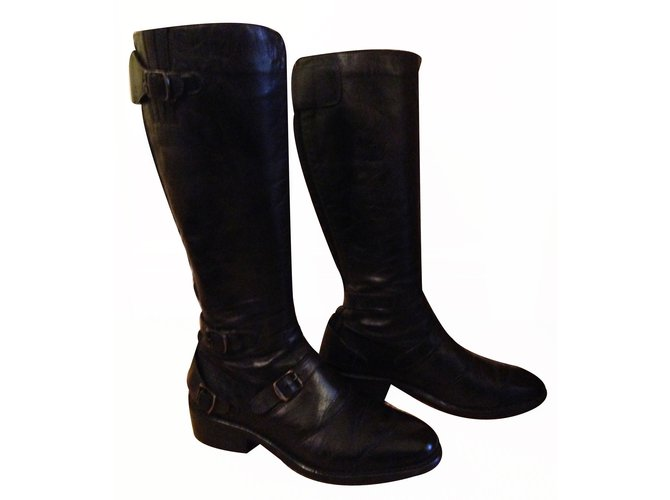 610aea9e1c Belstaff Belstaff Trialmaster boots Boots Leather Other ref.17490 ...