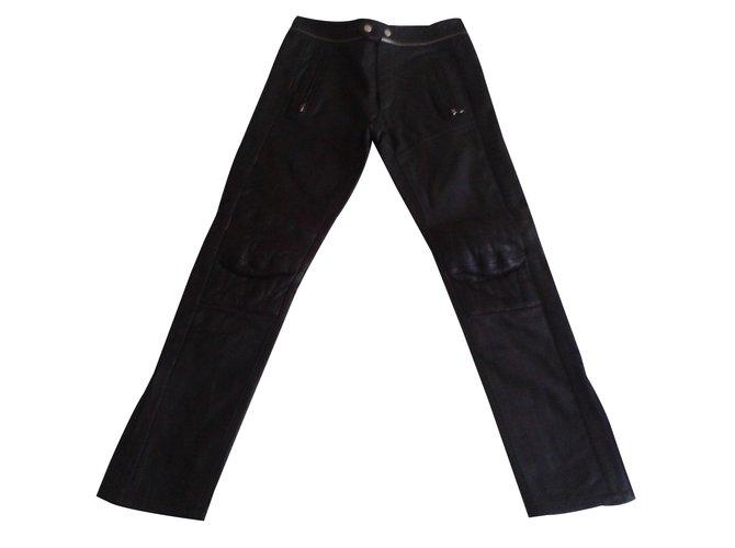 regard détaillé b62ae b346d Pantalons homme
