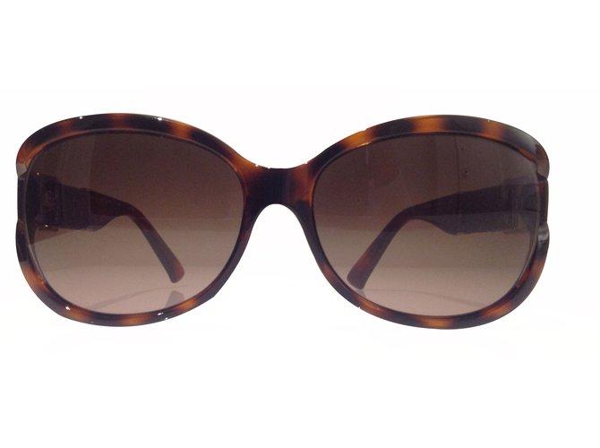 e76538fb4a Fendi Sunglasses Sunglasses Plastic Brown ref.18979 - Joli Closet