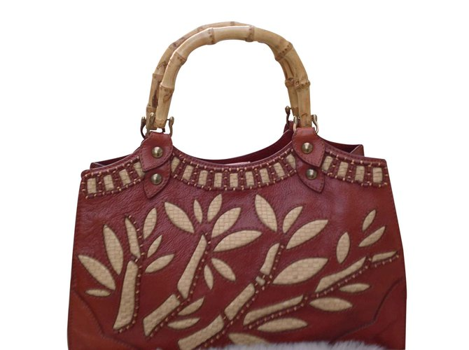 Autre Marque  Isabella Fiore  Handbag Handbags Leather Multiple colors  ref.22301 fbce0a03908b9