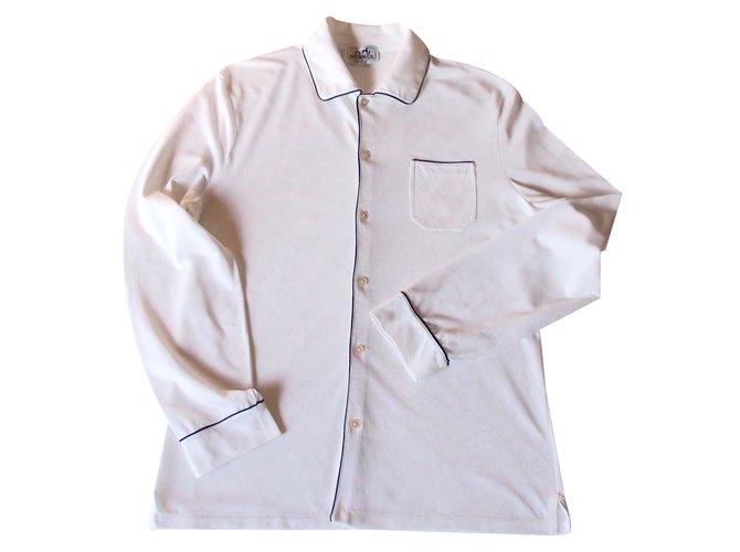 Veste en pique de coton