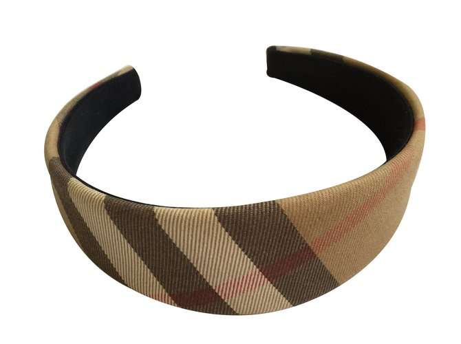 Burberry Hair accessory Hair accessories Other Other ref.22836