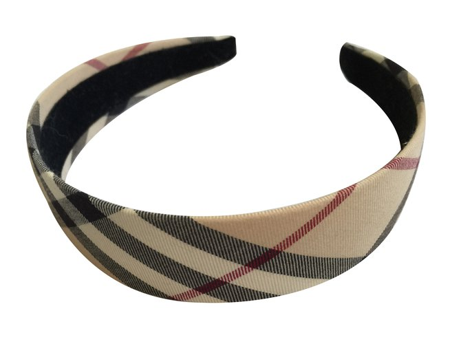Burberry Head band Hair accessories Other Other ref.22839
