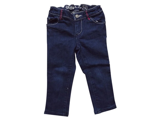 Guess Trousers Pants Other Blue ref.24386