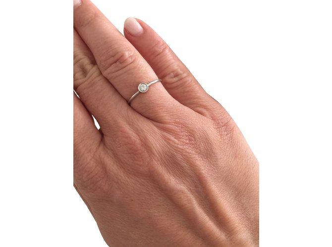 Djula Ring White gold  ref.24505