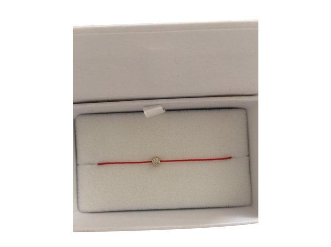 Red line Bracelet Yellow gold  ref.24508