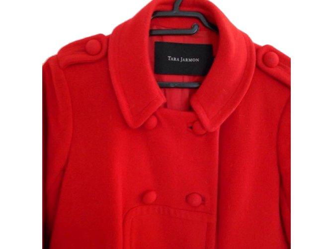 e85b71a8e3 Tara Jarmon Coat Coats