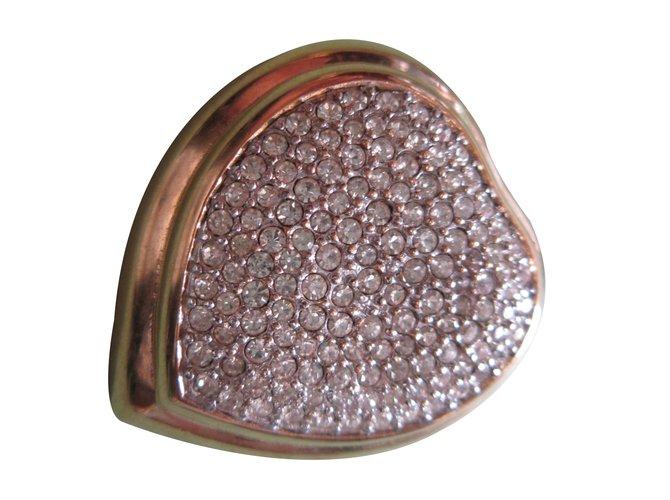 Broches Nina Ricci Broche Plaqué or Doré ref.24677