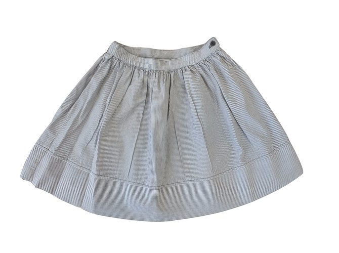 Petit Bateau Skirt Skirts Cotton Other ref.25014