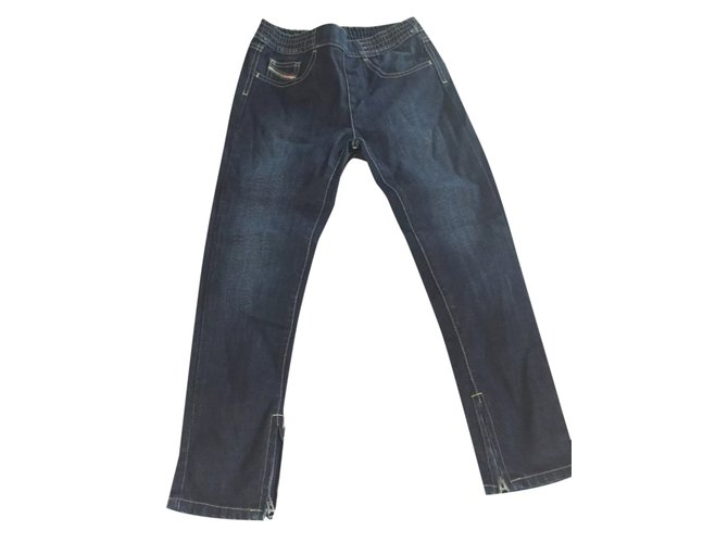 Tops fille Diesel Jeans Jean Bleu ref.25175