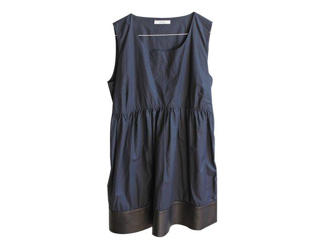 Céline Dress Dresses Other Blue ref.25552
