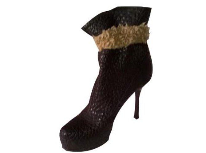 yves saint laurent high heels